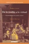 DE LO VISIBLE A LO VIRTUAL: UNA METODOLOGÍA DEL ANÁLISIS ARTÍSTICO