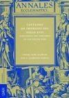 CATÁLOGO DE IMPRESOS DEL SIGLO XVII, BIBLIOTECA DEL ORATORIO