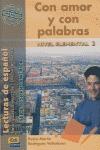 CON AMOR Y CON PALABRAS.