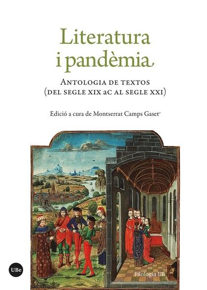 LITERATURA I PANDÈMIA                                                           ANTOLOGIA DE TE