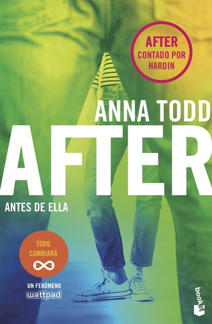 AFTER. ANTES DE ELLA (SERIE AFTER).