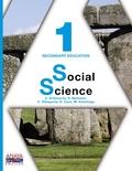 SOCIAL SCIENCE, 1 ESO (ANDALUCÍA, CASTILLA-LA MANCHA)