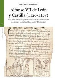 ALFONSO VII DE LEÓN Y CASTILLA (1126-1157)                                      LAS RELACIONES