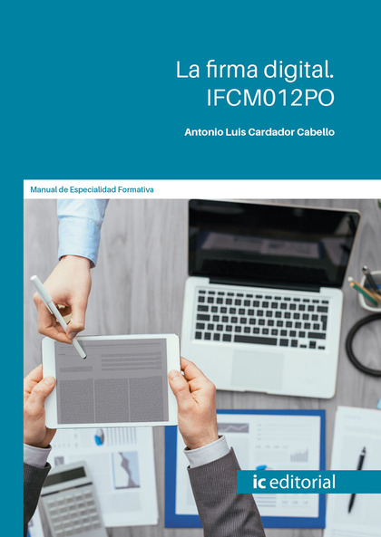 LA FIRMA DIGITAL. IFCM012PO