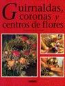 GUIRNALDAS CORONAS CENTROS FLORES