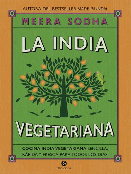 LA INDIA VEGETARIANA                                                            COCINA INDIA VE