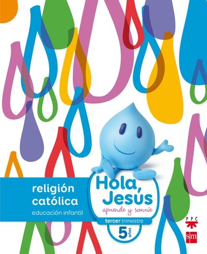NUEVO HOLA JESUS 5AÑOS 16