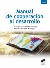 MANUAL DE COOPERACIÓN AL DESARROLLO
