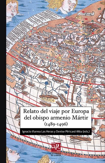 RELATO DEL VIAJE POR EUROPA DEL OBISPO ARMENIO MÁRTIR (1489-1496)