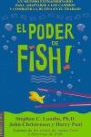 EL PODER DE FISH!: UN MÉTODO EXTRAORDINARIO PARA ADAPTARSE A LOS CAMBI