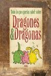 MONSTRUOS. TODO LO QUE QUERÍAS SABER SOBRE DRAGONES Y DRAGONAS