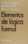 ELEMENTOS LOGICA FORMAL