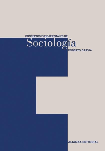 Conceptos fundamentales de Sociología