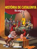 HISTORIA DE CATALUNYA I ; ELS ORIGENS.