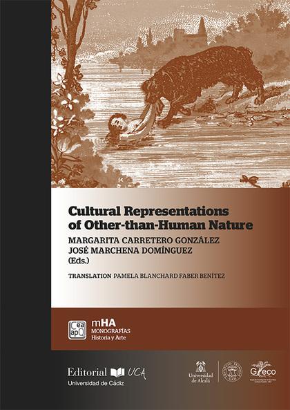 REPRESENTACIONES CULTURALES DE LA NATURALEZA ALTER-HUMANA                       APROXIMACIONES