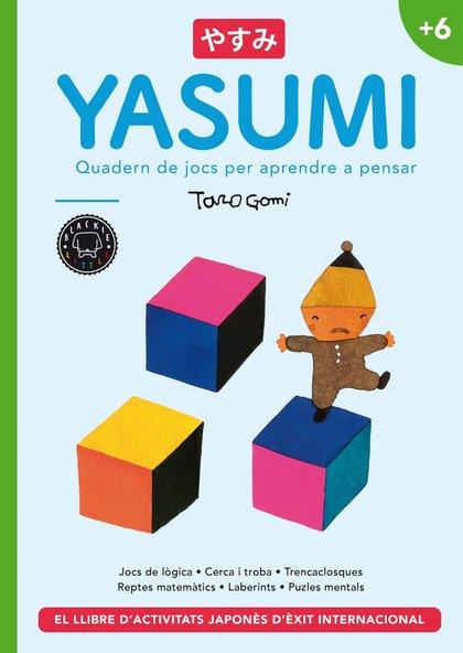 YASUMI +6                                                                       QUADERN DE JOCS