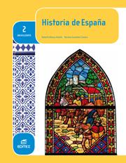 HISTORIA DE ESPAÑA 2º BACHILLERATO (LOMCE).