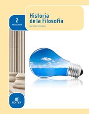 HISTORIA DE LA FILOSOFÍA 2º BACHILLERATO (LOMCE).