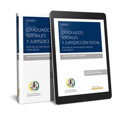 GRADUADOS SOCIALES Y JURISDICCION SOCIAL