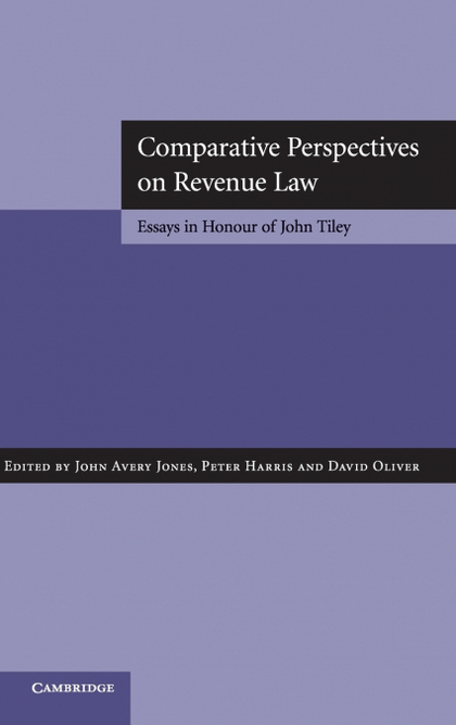 COMPARATIVE PERSPECTIVES ON REVENUE LAW