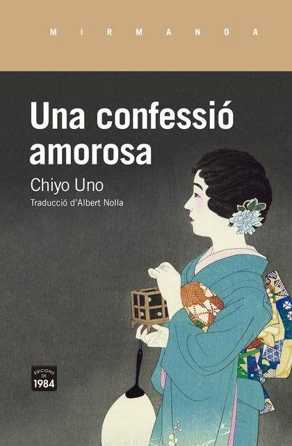 UNA CONFESSIÓ AMOROSA.