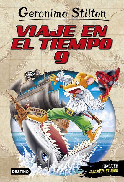 VIAJE EN EL TIEMPO 9.