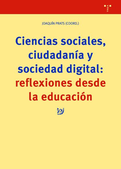 CIENCIAS SOCIALES, CIUDADANIA Y SOCIEDAD DIGITAL