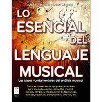 LO ESENCIAL DEL LENGUAJE MUSICAL