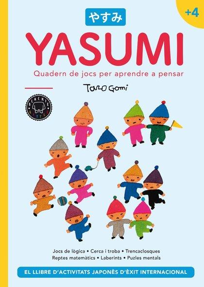 YASUMI +4                                                                       QUADERN DE JOCS