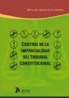 CONTROL DE LA IMPARCIALIDAD DEL TRIBUNAL CONSTITUCIONAL..