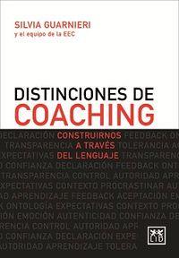DISTINCIONES DE COACHING