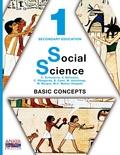 SOCIAL SCIENCE, BASIC CONCEPTS, 1 ESO (ANDALUCÍA, CASTILLA-LA MANCHA)