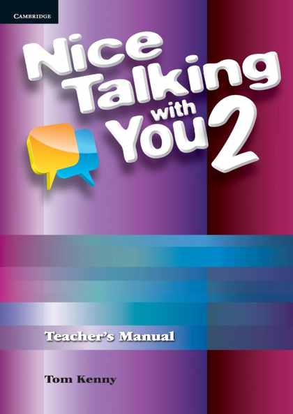 NICE TALKING WITH YOU LEVEL 2 TEACHER´S MANUAL