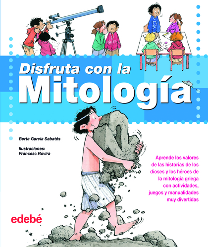 DISFRUTA CON LA MITOLOGÍA