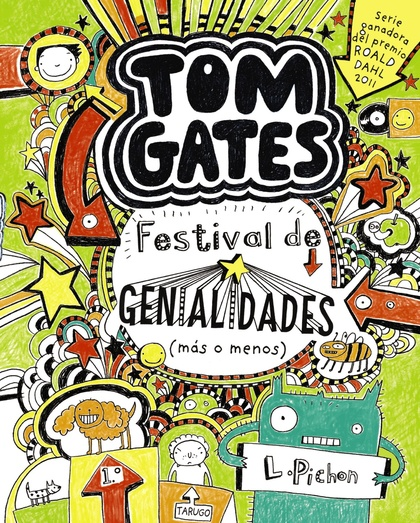 TOM GATES. FESTIVAL DE GENIALIDADES (MÁS O MENOS)
