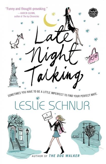 LATE NIGHT TALKING