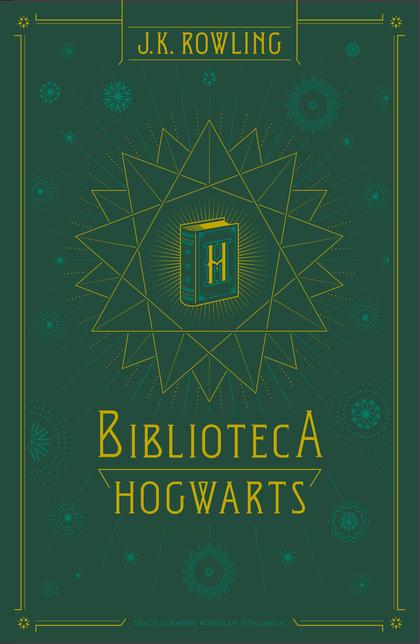 BIBLIOTECA HOGWARTS. ANIMALES FANTÁSTICOS Y DÓNDE ENCONTRARLOS, QUIDDITCH A TRAVÉS DE LOS TIEMP