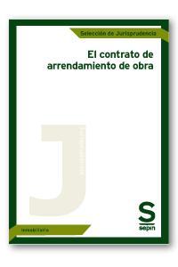 EL CONTRATO DE ARRENDAMIENTO DE OBRA.