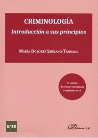 CRIMINOLOGÍA. INTRODUCCIÓN A SUS PRINCIPIOS.