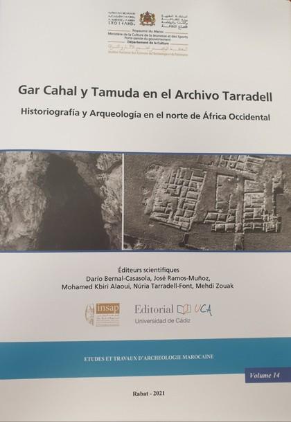 GAR CAHAL Y TAMUNDA EN EL ARCHIVO TARRADELL. HISTORIOGRAFÍA Y ARQUEOLOGÍA EN EL