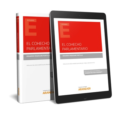 EL COHECHO PARLAMENTARIO (PAPEL + E-BOOK)