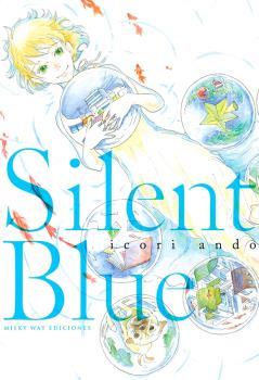 SILENT BLUE.