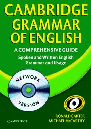 CAMBRIDGE GRAMMAR OF ENGLISH NETWORK CD-ROM
