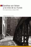DOROTHEE VAN VELSEN Y LA CRISIS DE SU MUNDO : EN LA NOVELA ´VIVIMOS UN TIEMPO´, 1950