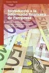 INTRODUCCIÓ A LA INFORMACIÓ FINANCERA DE L´EMPRESA