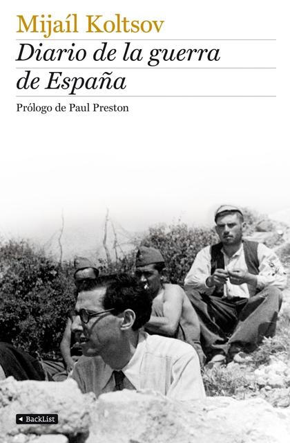 DIARIO DE LA GUERRA DE ESPAÑA.
