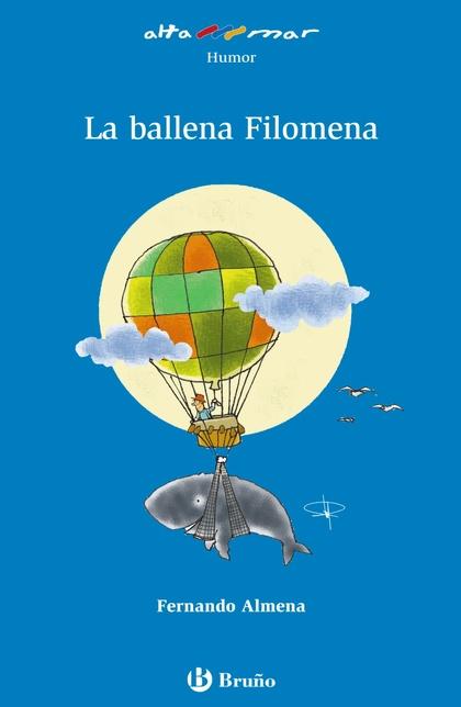 LA BALLENA FILOMENA, EDUCACIÓN PRIMARIA, 1 CICLO (MADRID)