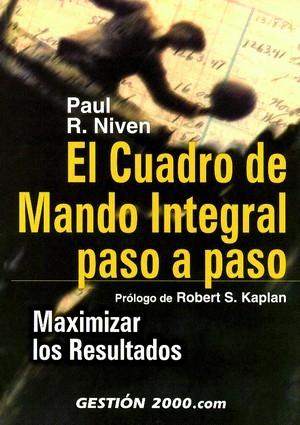 EL CUADRO DE MANDO INTEGRAL PASO A PASO