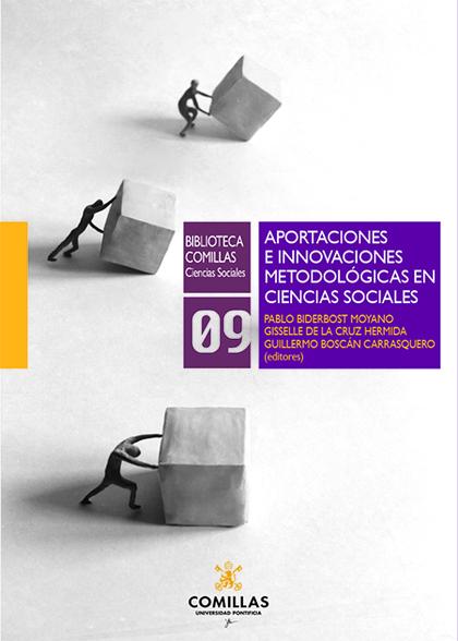 APORTACIONES E INNOVACIONES METODOLÓGICAS EN CIENCIAS SOCIALES.