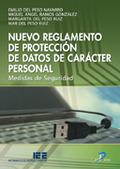 NUEVO REGLAMENTO DE PROTECCIÓN DE DATOS DE CARÁCTER PERSONAL DE CARÁCTER PERSONAL: MEDIDAS DE S